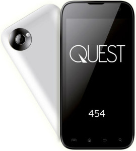 Смартфон QUMO QUEST 454
