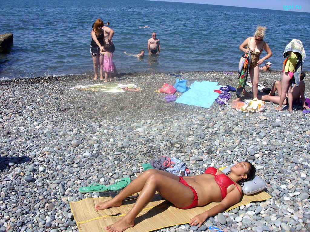фото лето, море, пляж, песок и девушки фото