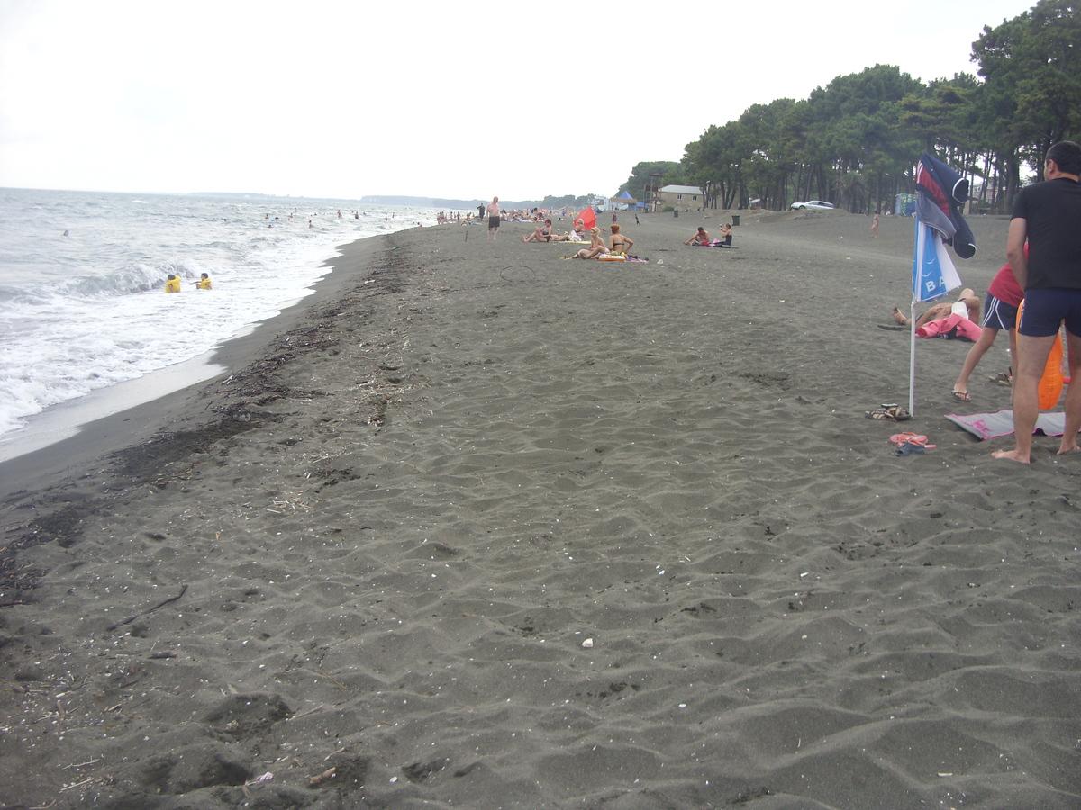 Песчаные пляжи черноморского побережья фото