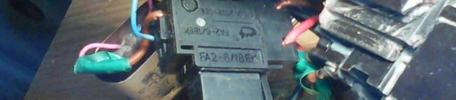 Кнопка дрели с реверсом FA2-6/1BEK